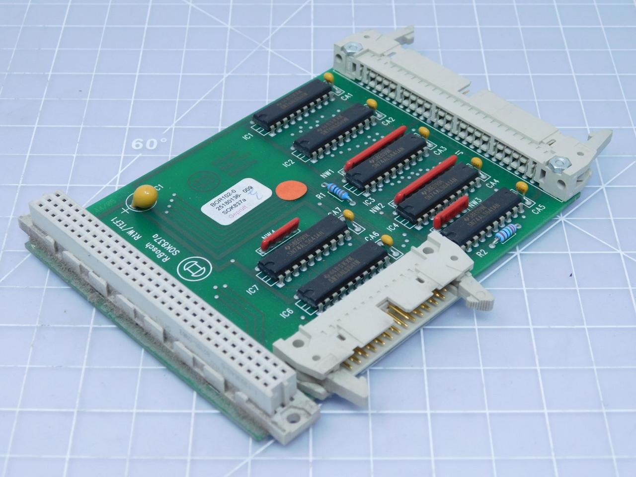 Bosch Bor102 0 Circuit Board Assembly 25180136 009 T121144 Test For Sale