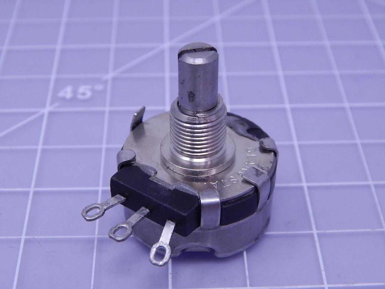 Clarostat 11036015 Potentiometer 200 Ohms T122022 Test Equipment Wiring For Sale