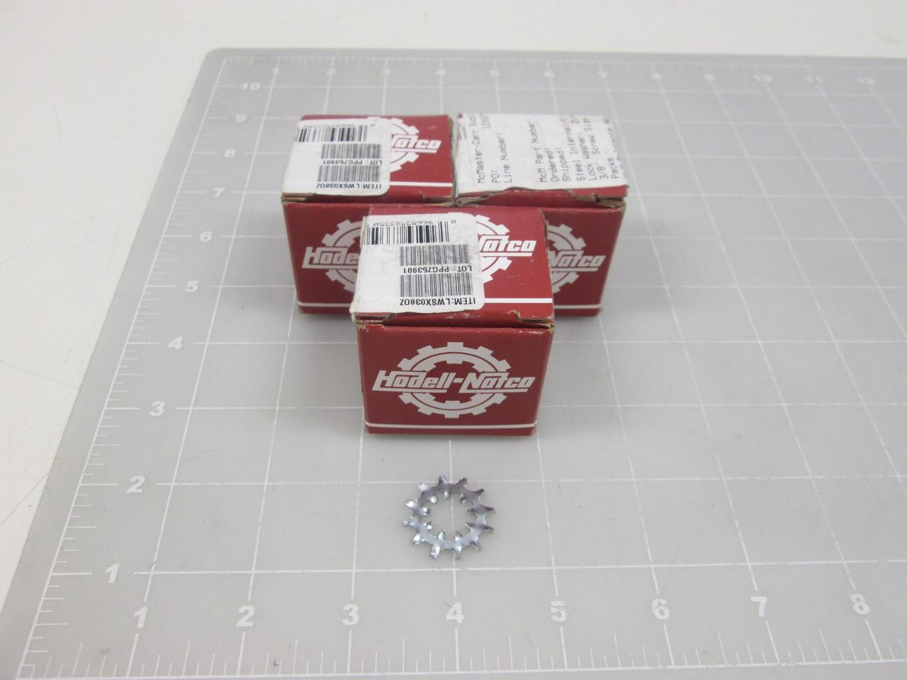 Lot of 115 Hodell-Natco LWSX038OZ Lock Washer T61435