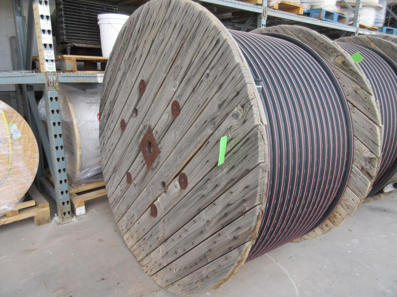 Hendrix URD Cable 15kv EZ-Strip Dry Cure Underground Residential ...