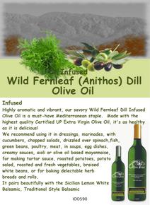Wild Dill Olive Oil Fusti Tag