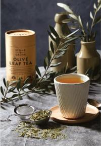 100% Olive Leaf Tea