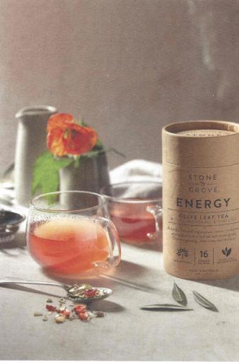 Stone & Grove Energy Blend