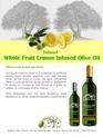 Lemon Infused Olive Oil Fusti Tag