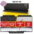 Running Belt, Polyvinyl Chloride (PVC) Pre-Treated [RBT1536]