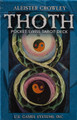 Pocket Swiss Crowley Thoth Tarot Deck