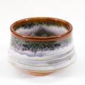 Rust Rim Ash Bowl