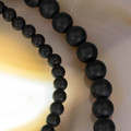 Black Matte Power Bracelet