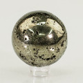 Iron Pyrite Sphere