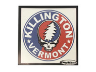 Killington Logo Skull Sticker
