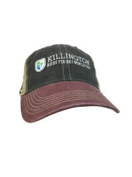 Killington World Cup Vintage Washed Trucker Hat