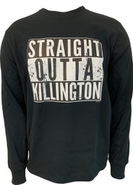 "Killington Logo ""Straight Outta Killington"" Long Sleeve Tee (50% Off)"
