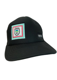Killington Logo BigTruck Mesh Hat (Pink/Blue)