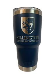 Killington World Cup Logo YETI Rambler 30oz Tumbler