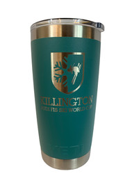 Killington World Cup Logo YETI Rambler 20oz Tumbler
