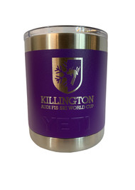 Killington World Cup Logo YETI Rambler 10oz Lowball
