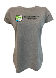 Killington Cup Logo Women's Essential Crew T-Shirt