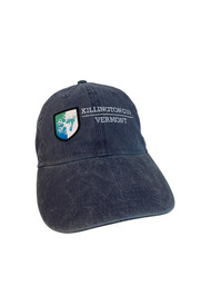 Killington Cup Logo Denim Dad Hat