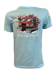 Killington Logo Youth Snowcat Joyride T-Shirt