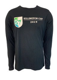 Killington Cup Logo Poly-Blend Long Sleeve Tee