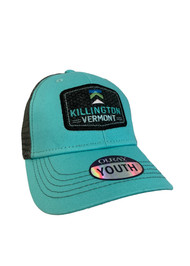 Killington Logo Youth Hex Patch Hat