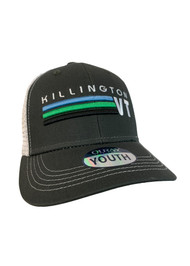 Killington Logo Youth VT Trucker Hat