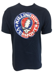 Killington Logo Dead Head T-Shirt