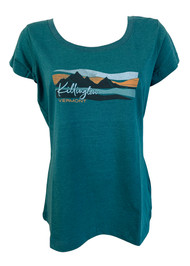 Killington Logo Women's Scoop Neck T-Shirt