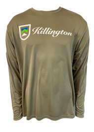 Killington Logo Performance Long Sleeve Tee
