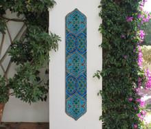 Pillar Tiles Set - Moroccan [15cm]