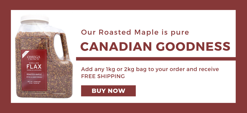 Roasted Maple is pure Canadian goodness