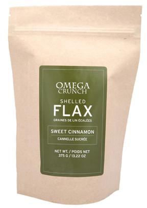 Sweet Cinnamon Resealable Bag