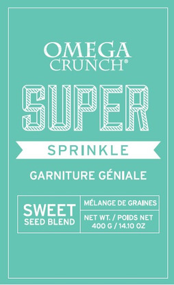 Super Sprinkle Refill Label