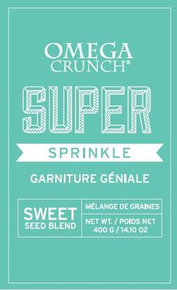 Super Sprinkle Refill Label