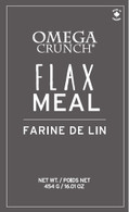 Omega Crunch Flax Meal Smoothie Mix