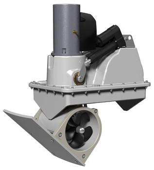 SR210/250TC 24V Retracting Thruster Kit - 210Kg/462Lb
