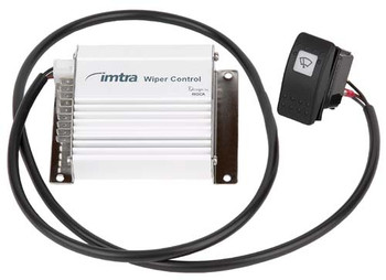 3 Wiper Control System for W38 Motors with Switch 12/24V