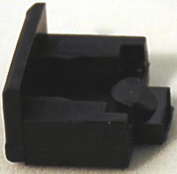 Rubber blade refill clips