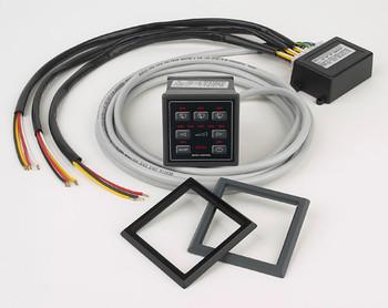 CT3EX 3-Wiper Control Panel 12/24V (EX1) (W38) (EX2) Compatible