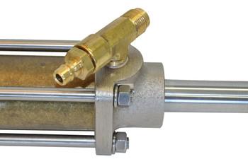 "HC5802 Power Steering Cylinder Add 2"" x 9"" Stroke"