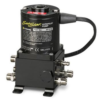 Seastar AP2433 Marine Hydraulic Autopilot Pump Type 2 24v 100in³ Per Min.