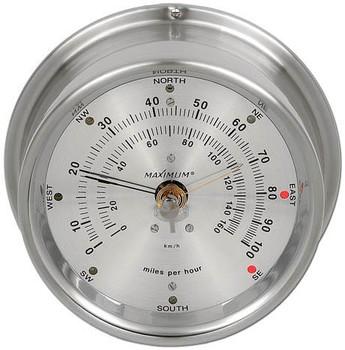 Maestro – Nickel case, Silver dial