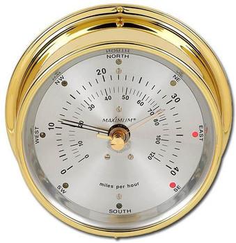 Maestro 2S – Brass case, Silver dial