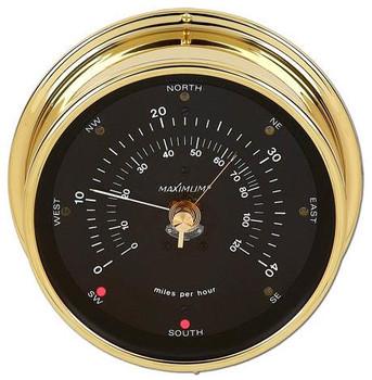 Maestro 2S – Brass case, Black dial