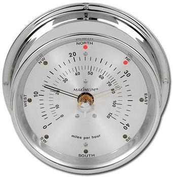Maestro 2S – Chrome case, Silver dial