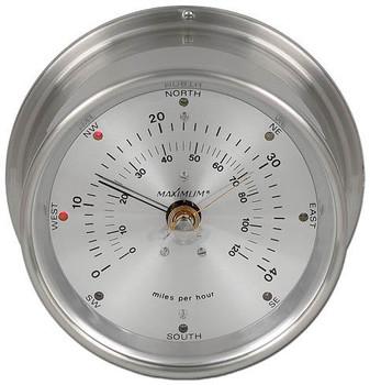 Maestro 2S – Nickel case, Silver dial