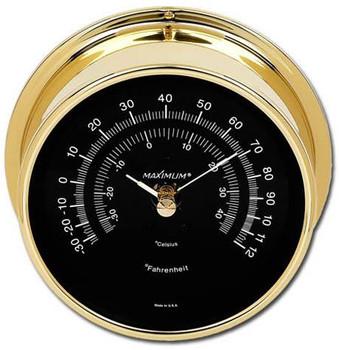 Criterion – Brass case, Black dial