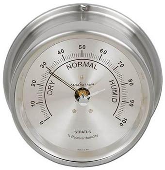 Stratus – Nickel case, Silver dial