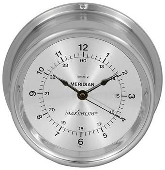 Meridian – Nickel case, Silver dial