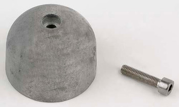 Aluminum alloy anode (incl. screw) For 386mm Tunnel Thrusters SM501180A